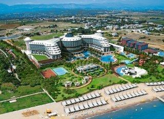 Nieuwste resorts van Turkije